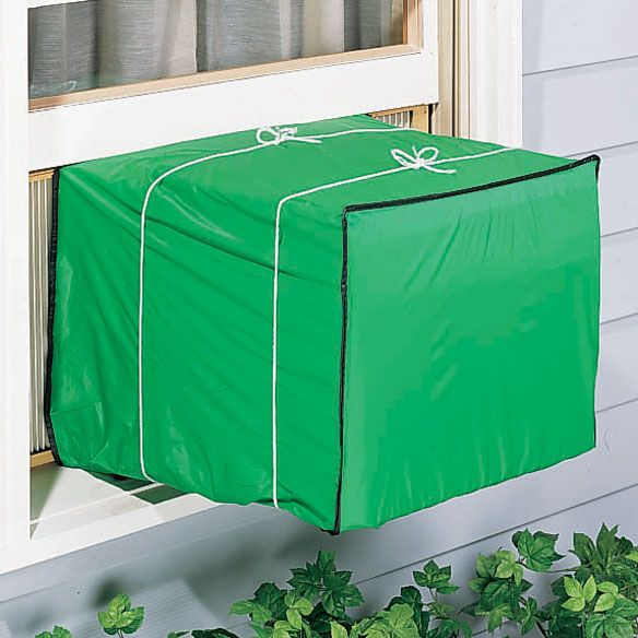Window Air Conditioner Cover - Zoom