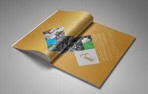 Erentül Tekstil Katalog Tasarım