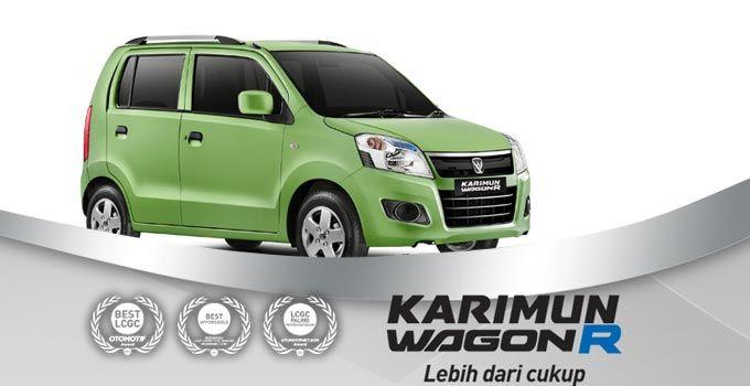 Spesifikasi Harga Suzuki Karimun Wagon R Surabaya