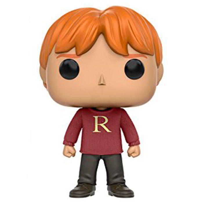 Ron Weasley est un des personnages principaux de la fameuse série de livres et films fantastiques pour enfants, Harry Potter. Dans ce monde, les sorciers existent et vivent en parallèle des êtres...