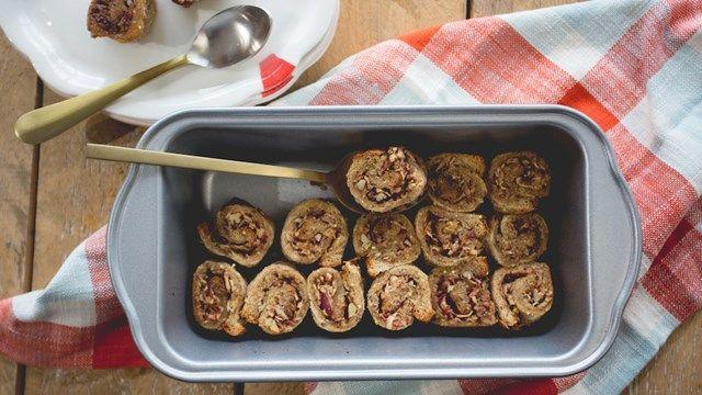 bouchées de brioches a la canelle pour le brunch Cuisine fûtée