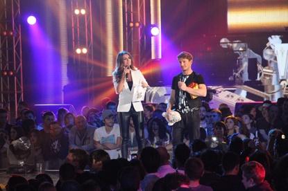 MTV Hip Hop Awards - Giorgio Pasotti e Alessia Ventura