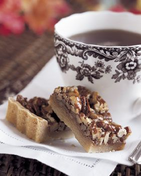 Maple-Pecan Sticky Bars #cookie #jar