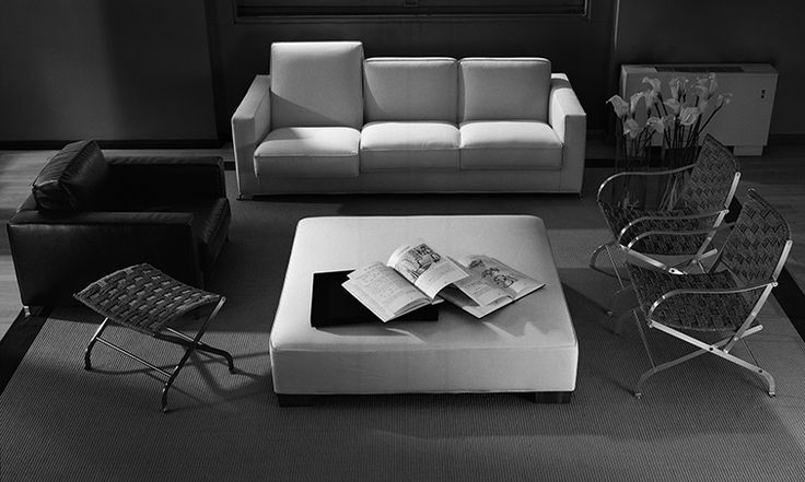 "FLEXFORM #tbt 1997 BOB #sofa, ""Il Desiderio"" catalogue"