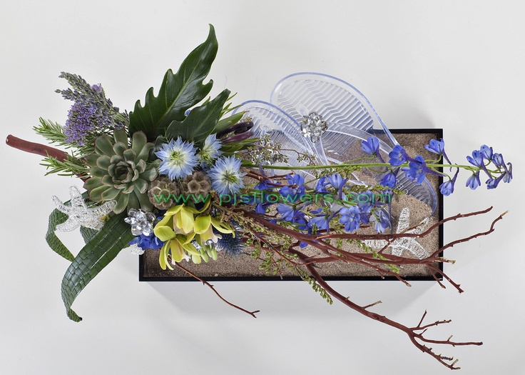 Top view. Click image to vote.Amazing Floral, Floral Design, Design Non Wedding, Beach Theme, Click Image, Floral Gift, Flower, Awards Winne, Floral Art