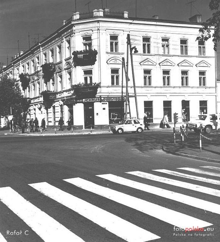 Żeromskiego 73, Radom - 1975 rok, stare zdjęcia