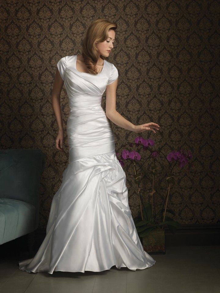 Modest wedding dresses nzone