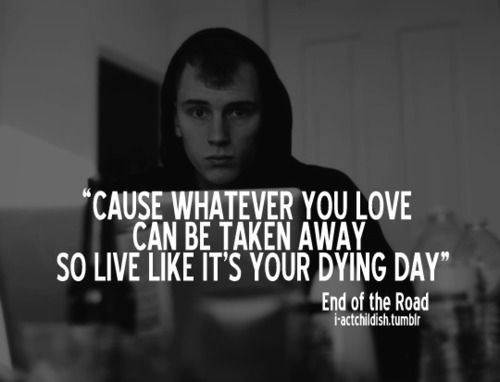 Mgk Quotes Tumblr - Daily Quotes Compilation - tracykauffman.com