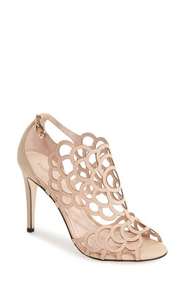 Klub Nico 'Millie' Cutout Sandal (Women) available at #Nordstrom