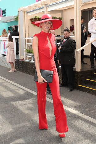 Image result for 2016 melbourne cup fashion