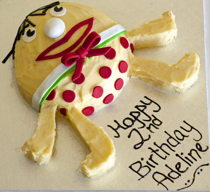 Humpty Dumpty - Play School Cake