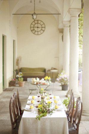 matrimonio mediterraneo | bittersweet sposi | wedding wonderland-03, mediterranean wedding, italian reinassance wedding, fruit and flower decoration, table decoration