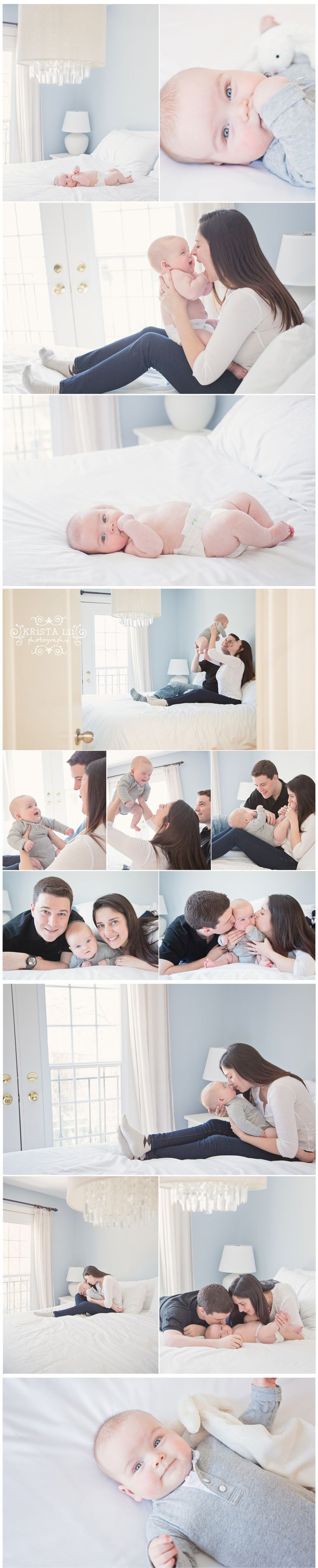 Toronto Lifestyle Newborn | Krista Lii Photography