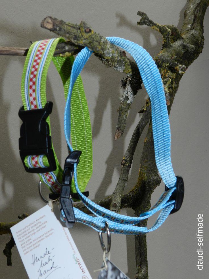 Hundehalsbänder in verschiedenen Größen!