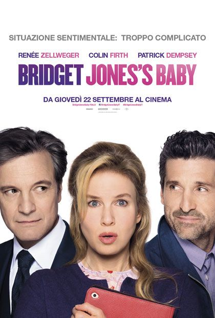 Bridget Jones's Baby a Pesaro e Urbino | MYmovies.it