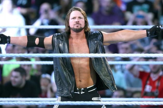 AJ Styles Must Be Utilized as a Top Draw After WWE Raw SmackDown Brand Split