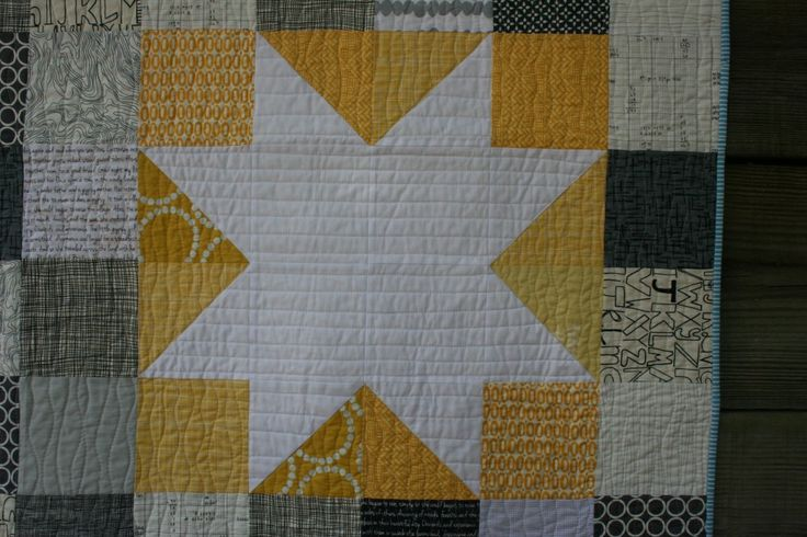Star Bright Quilting Detail 2 1024x682 Finished Quilts: Star Bright Quilt