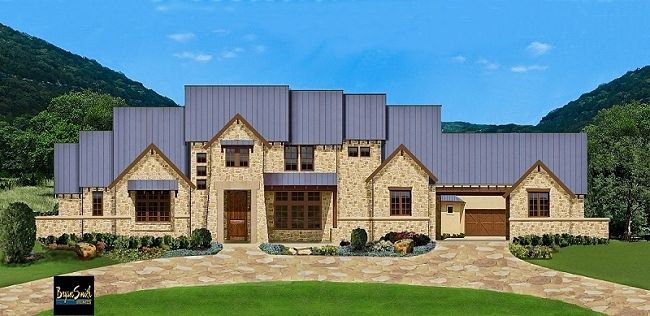 Texas hill country plan 7500 farmhouse pinterest for Texas country home plans
