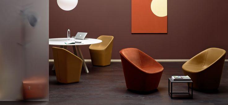 Pedrali stoel Log 366 (nepleer) door Busetti, Garuti & Radaelli | www.designlinq.nl