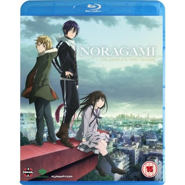 http://ift.tt/2dNUwca | Noragami - Complete Series Collection Blu-ray | #Movies #film #trailers #blu-ray #dvd #tv #Comedy #Action #Adventure #Classics online movies watch movies  tv shows Science Fiction Kids & Family Mystery Thrillers #Romance film review movie reviews movies reviews
