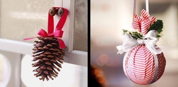 Pinterest the world s catalog of ideas for Decoraciones de navidad para hacer en casa