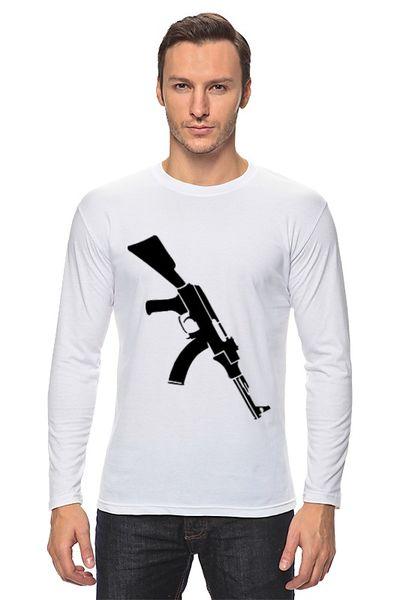 """Лонгслив """"АК-45"""" от Кашкет"""