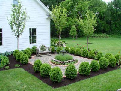 Die besten 25+ kleiner Vorgarten Landschaftsbau Ideen auf