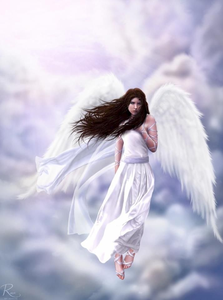 Angels Beauty Colored Faces: 17 Best Images About Guardian Angels On Pinterest