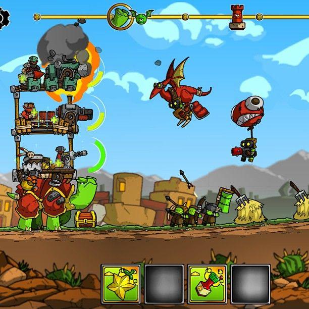 @apppipes photo: Awseome #iOS game ShellRazer