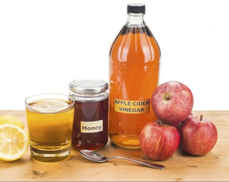 Otet de mere cu miere, un amestec binefacator