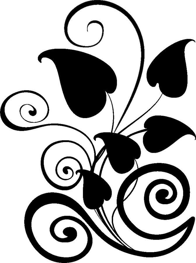 Yaprak Ve Cicek Desenleri Atriyum Com 05 Goruntuler Ile Cizim