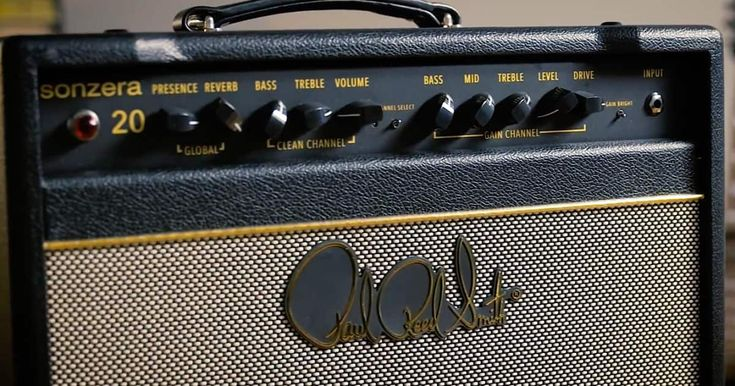 This new amp further proves that Paul Reed Smith isn't just a guitar company.
