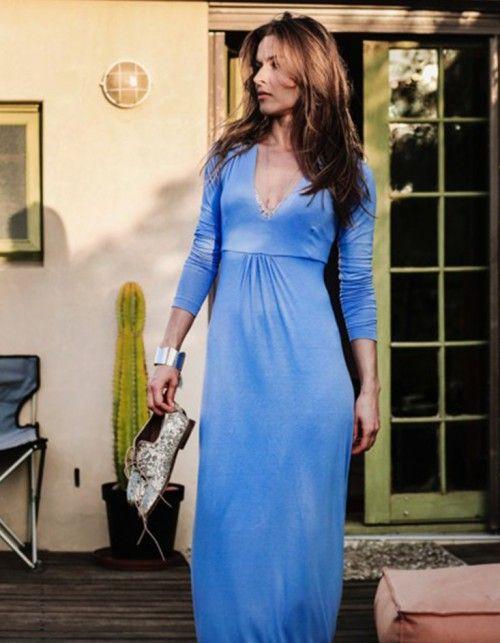 Sukienka MARIA ANTONINA blue | risk. made in warsaw | SHOWROOM
