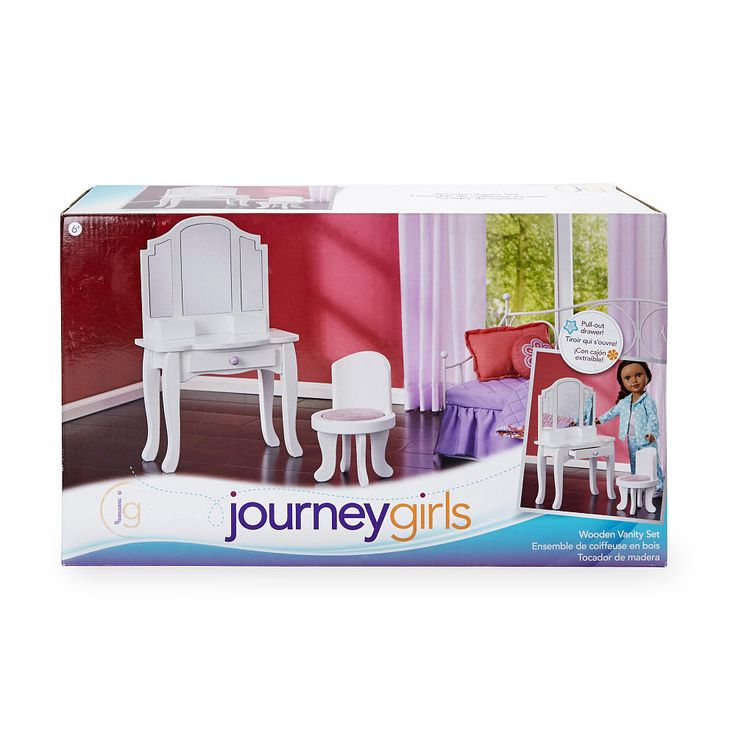 Journey Girls Wooden Vanity Set Toys R Us Toys Quot R Quot Us