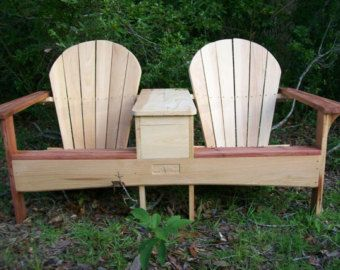 ONE-of-a-KIND Chicago Cubs Adirondack Chair by BCAdirondacks