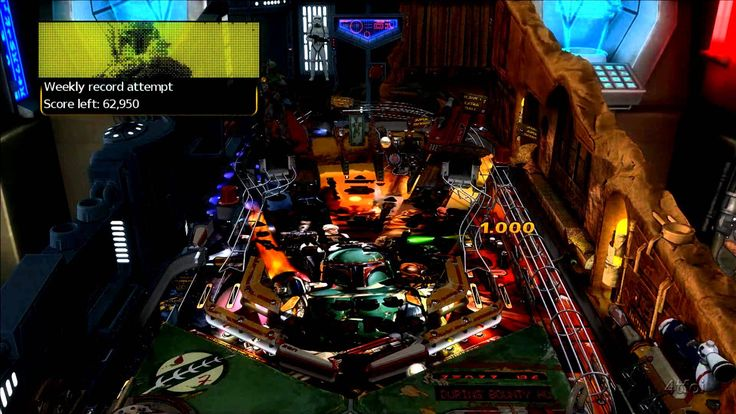 Pinball FX 2 - Star Wars Pinball: Boba Fett Table - Quick Look