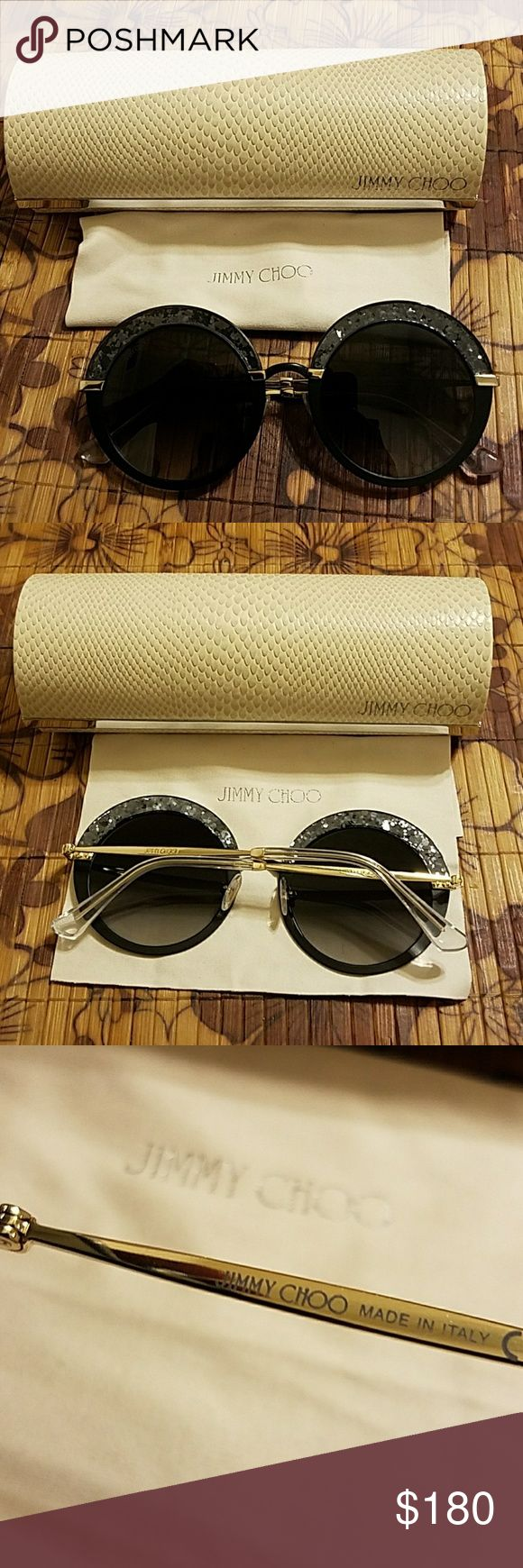 Jimmy Choo gotha/s Jimmy Choo gotha/s. made in Italy.  new and never been used . Can be verified by typing Jimmy Choo gotha/s in Google. Jimmy Choo Accessories Sunglasses