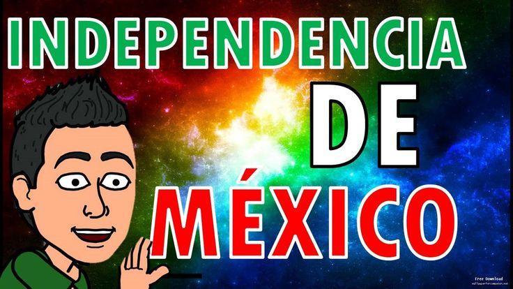Hola, aqui les dejo el video de la independencia de mexico corregido, saludos y…