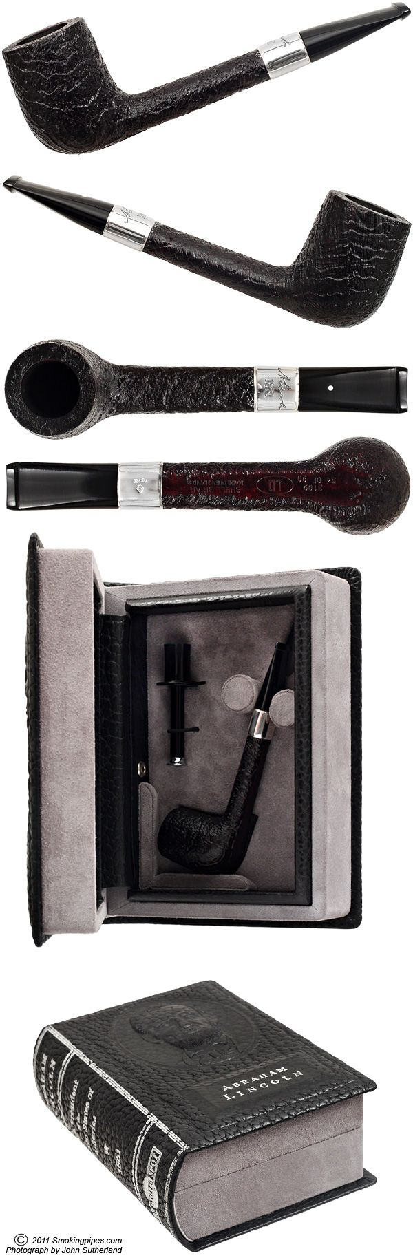 Lincoln Shell Briar (3109) (2011) Limited Edition (54/90)
