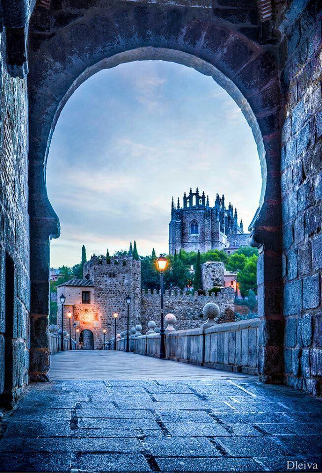 Toledo, #España.