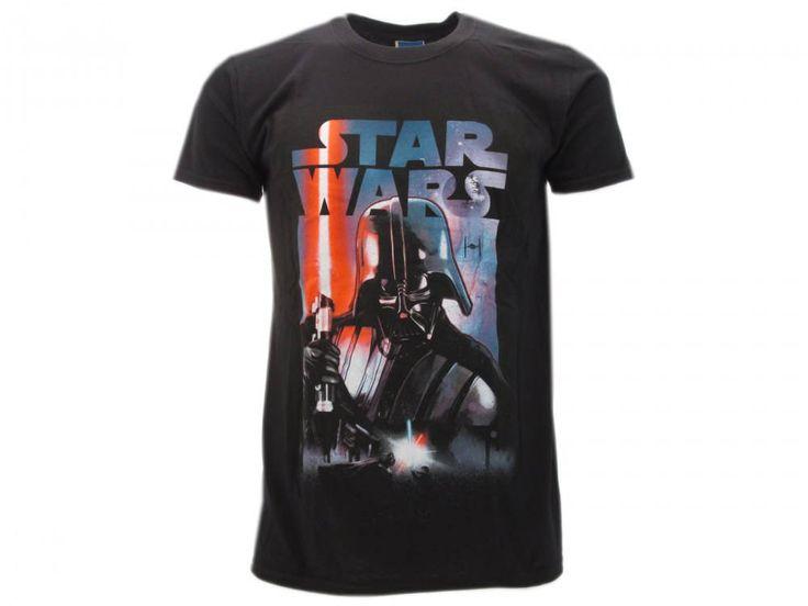T-shirt maglietta manica corta STAR WARS Darth Vader taglia M