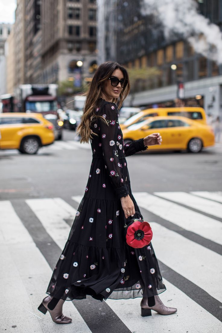 Day two of NYFW was a little less crazy than yesterday (day one)! The Kate Spade and Milly presentation where definitely the two standout shows of the day..