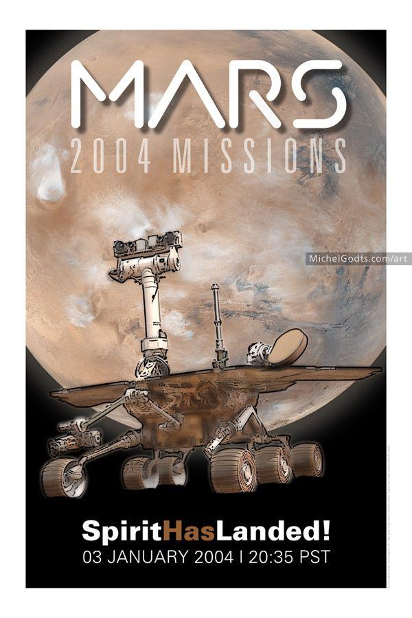 mars exploration rover achievements - photo #17