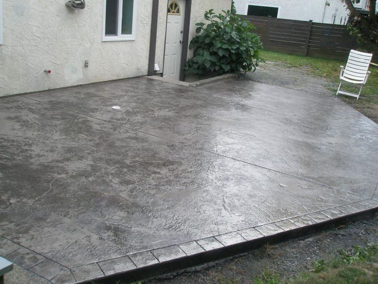 26 best images about stamped concrete on pinterest