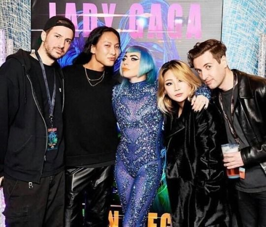 Cl Las Vegas >> Cl At Lady Gaga S Enigma Concert In Las Vegas Kpop