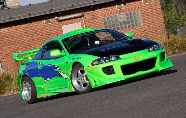 75 best images about mitsubishi eclipse on Pinterest ...