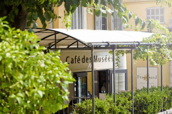 Café des Musées, French Riviera #fFragonard #Coffee #Grasse Fragonard PARFUMEUR