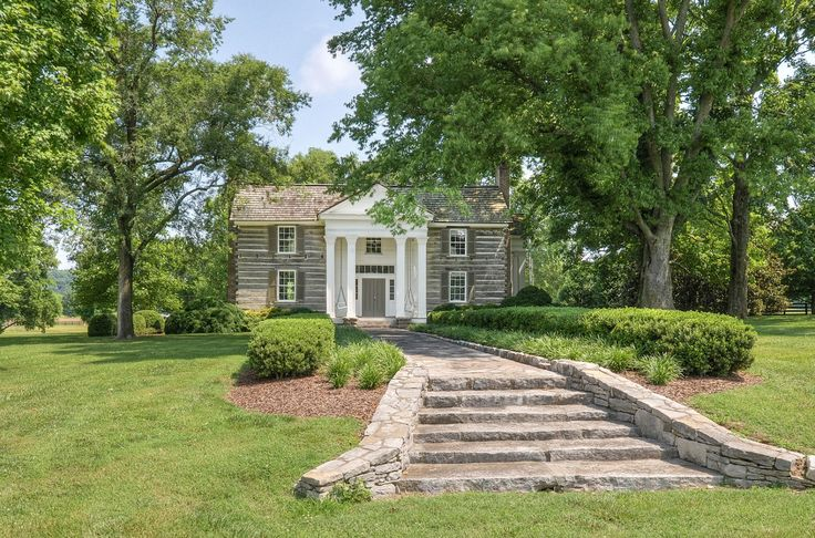 5 Historic Homes for Sale with 10 Acres or More Historic