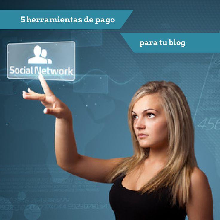 En este artículo te recomendamos 5 herramientas de pago para tu blog, muy útiles y cuya finalidad es hacer más eficaz tu labor como blogger.