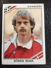Image result for mexico 86 panini denmark
